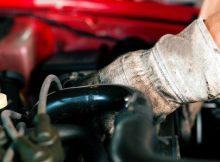 schimb de ulei intretinere masina